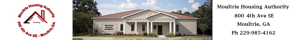 Moultrie Housing Authority